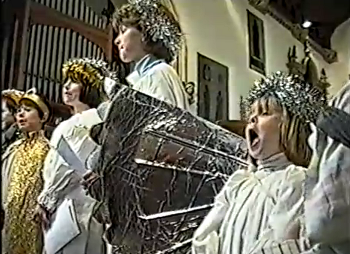Screenshot childrens choir