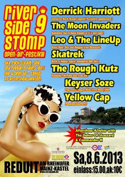 River Side Stomp 9 Poster